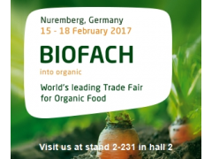 The world's fair of organic food and farming