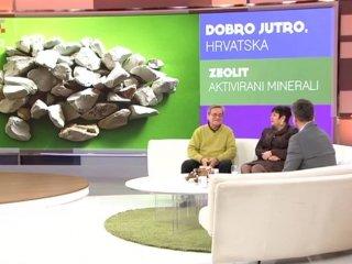 Dr. Sadiković morning show Good morning Croatia
